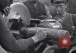 Image of allied 8 inch artillery gun First World War France, 1918, second 11 stock footage video 65675029652