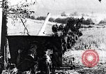 Image of German artillery firing France, 1918, second 8 stock footage video 65675029658