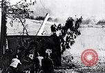 Image of German artillery firing France, 1918, second 12 stock footage video 65675029658