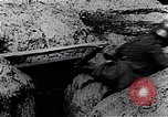 Image of Allies shell advancing German soldiers France, 1918, second 3 stock footage video 65675029659