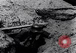 Image of Allies shell advancing German soldiers France, 1918, second 5 stock footage video 65675029659