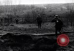 Image of Allies shell advancing German soldiers France, 1918, second 11 stock footage video 65675029659