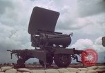 Image of counter mortar radar screen Dian Vietnam, 1967, second 10 stock footage video 65675029673