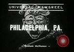 Image of mummers Philadelphia Pennsylvania USA, 1939, second 2 stock footage video 65675029685