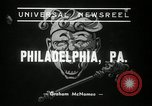 Image of mummers Philadelphia Pennsylvania USA, 1939, second 3 stock footage video 65675029685
