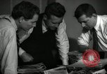Image of Time journalists sort pictures New York City USA, 1939, second 7 stock footage video 65675029699