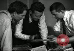 Image of Time journalists sort pictures New York City USA, 1939, second 8 stock footage video 65675029699