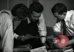 Image of Time journalists sort pictures New York City USA, 1939, second 9 stock footage video 65675029699