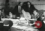 Image of Joseph McCarthy investigates communism New York City USA, 1953, second 1 stock footage video 65675029713
