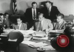 Image of Joseph McCarthy investigates communism New York City USA, 1953, second 3 stock footage video 65675029713