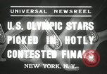 Image of American Olympic qualifying competition 1936 New York United States USA, 1936, second 3 stock footage video 65675029714
