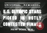 Image of American Olympic qualifying competition 1936 New York United States USA, 1936, second 5 stock footage video 65675029714