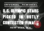 Image of American Olympic qualifying competition 1936 New York United States USA, 1936, second 6 stock footage video 65675029714