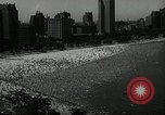 Image of beach Chicago Illinois USA, 1936, second 6 stock footage video 65675029717