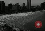 Image of beach Chicago Illinois USA, 1936, second 7 stock footage video 65675029717