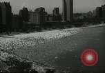 Image of beach Chicago Illinois USA, 1936, second 9 stock footage video 65675029717
