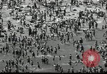 Image of beach Chicago Illinois USA, 1936, second 11 stock footage video 65675029717