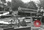 Image of twister's destruction Orleans County New York USA, 1936, second 7 stock footage video 65675029719