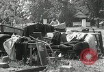 Image of twister's destruction Orleans County New York USA, 1936, second 9 stock footage video 65675029719