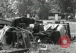 Image of twister's destruction Orleans County New York USA, 1936, second 12 stock footage video 65675029719