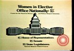 Image of American women's statistics United States USA, 1977, second 2 stock footage video 65675029728