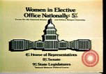 Image of American women's statistics United States USA, 1977, second 4 stock footage video 65675029728