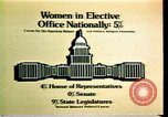 Image of American women's statistics United States USA, 1977, second 8 stock footage video 65675029728