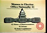 Image of American women's statistics United States USA, 1977, second 10 stock footage video 65675029728
