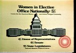 Image of American women's statistics United States USA, 1977, second 12 stock footage video 65675029728