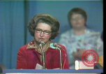 Image of Lady Bird Johnson Houston Texas USA, 1977, second 2 stock footage video 65675029732