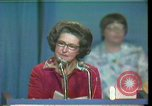 Image of Lady Bird Johnson Houston Texas USA, 1977, second 11 stock footage video 65675029732