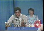 Image of Barbara Jordan Houston Texas USA, 1977, second 11 stock footage video 65675029733
