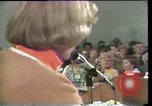 Image of Equal Rights Amendment delegates meeting Houston Texas USA, 1977, second 5 stock footage video 65675029735