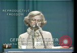 Image of Reproductive Freedom Houston Texas USA, 1977, second 3 stock footage video 65675029739