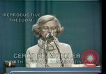 Image of Reproductive Freedom Houston Texas USA, 1977, second 8 stock footage video 65675029739