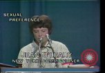 Image of Sexual Preference Resolution Houston Texas USA, 1977, second 8 stock footage video 65675029743