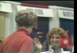 Image of Phyllis Schlafly speaks against ERA and same sex marriage Texas United States, 1977, second 3 stock footage video 65675029746