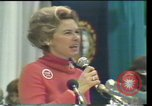 Image of Phyllis Schlafly speaks against ERA and same sex marriage Texas United States, 1977, second 8 stock footage video 65675029746