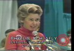 Image of Phyllis Schlafly Texas United States, 1977, second 13 stock footage video 65675029746