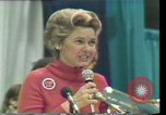 Image of Phyllis Schlafly Texas United States, 1977, second 15 stock footage video 65675029746