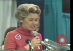 Image of Phyllis Schlafly Texas United States, 1977, second 16 stock footage video 65675029746