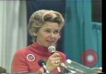 Image of Phyllis Schlafly Texas United States, 1977, second 20 stock footage video 65675029746
