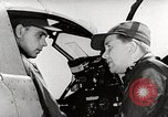 Image of P-39's taxi controls United States USA, 1942, second 1 stock footage video 65675029754