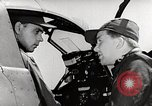 Image of P-39's taxi controls United States USA, 1942, second 3 stock footage video 65675029754