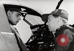 Image of P-39's taxi controls United States USA, 1942, second 7 stock footage video 65675029754