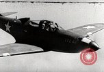 Image of P-39's flight controls United States USA, 1942, second 1 stock footage video 65675029755