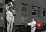Image of North Platte canteen workers North Platte Nebraska USA, 1945, second 9 stock footage video 65675029762