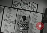 Image of North Platte canteen North Platte Nebraska USA, 1945, second 8 stock footage video 65675029763