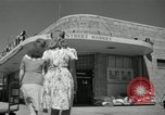 Image of Sixth Street Market North Platte Nebraska USA, 1945, second 7 stock footage video 65675029765