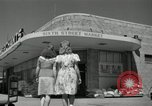 Image of Sixth Street Market North Platte Nebraska USA, 1945, second 8 stock footage video 65675029765